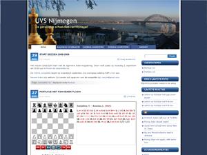 screenshot lay-out sept 2008 - augustus 2009